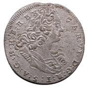 1 Poltura - III. Károly – obverse