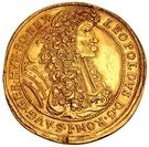 10 Ducats - Leopold I (1657-1705) – obverse