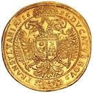 10 Ducats - Leopold I (1657-1705) – reverse