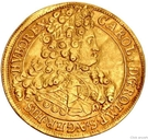 5 Ducats - Károly III (1711–1740) – obverse