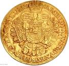 5 Ducats - Károly III (1711–1740) – reverse
