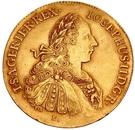 3 Ducats - József II – obverse