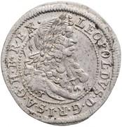 Poltura - Lipót I (1657-1705) – obverse
