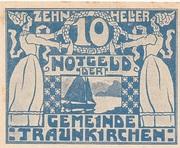 10 Heller (Traunkirchen) -  obverse