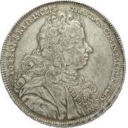 1 Thaler - Johann Leopold – obverse
