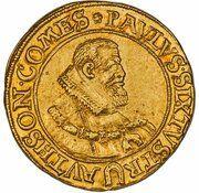 5 Ducat - Paul Sixtus I – obverse