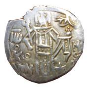 Aspron Trachy - John II Komnenos – reverse