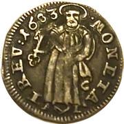 4 Pfennig - Johann Hugo von Orsbeck – reverse