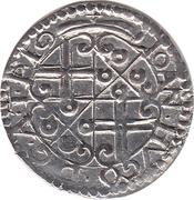 4 Pfennig - Johann Hugo von Orsbeck – obverse