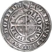 1 Blanken - Johann II. von Baden – reverse