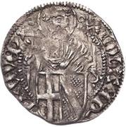 1 Schilling - Johann II. von Baden – obverse
