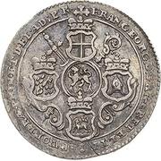 ½ Kopfstück - Franz Georg von Shönborn – obverse