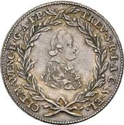 10 Kreuzer - Clemens Wenzel von Sachsen – obverse