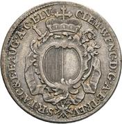 1/24 Thaler - Clemens Wenzel von Sachsen – obverse