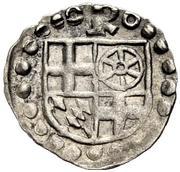 1 Pfennig - Richard von Greiffenklau zu Vollraths – obverse