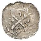 1 Denar - Otto III. – obverse