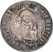 1 Weißpfennig - Jakob I von Sierk (Koblenz) – obverse