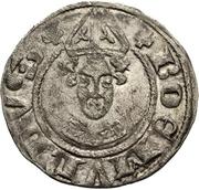 ½ Schilling - Bohemond II von Saarbücken – obverse