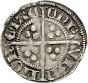 1 Schilling - Kuno II von Falkenstein (Koblenz) – reverse