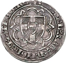 1½ Schilling - Kuno II von Falkenstein – reverse