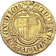 1 Goldgulden - Kuno II. von Falkenstein (Koblenz) – obverse