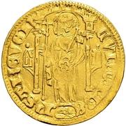 1 Goldgulden - Kuno von Falkenstein (Oberwesel) – obverse