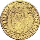 1 Goldgulden - Werner von Falkenstein (Koblenz) – obverse