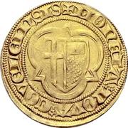 1 Goldgulden - Werner von Falkenstein (Koblenz) – reverse