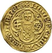 1 Goldgulden - Werner von Falkenstein – reverse