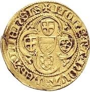 1 Goldgulden - Werner von Falkenstein (Oberwesel) – reverse