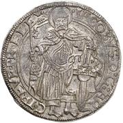 1 Thaler - Jakob III. von Eltz – obverse
