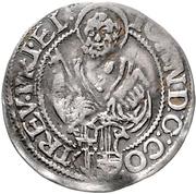 1 Albus - Johann VI. von der Leyen – obverse