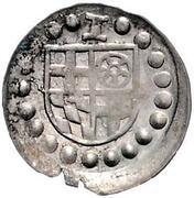 1 Pfennig - Jakob II. von Baden (Schüsselpfennig) – obverse