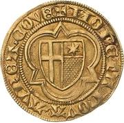 1 Goldgulden - Otto von Ziegenhain – reverse