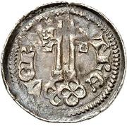 2 Pfennig - Balduin von Luxemburg – reverse