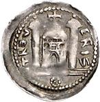 1 Pfennig - Theoderich II. (Dietrich) von Wied – reverse