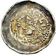 1 Pfennig - Arnold I. – obverse