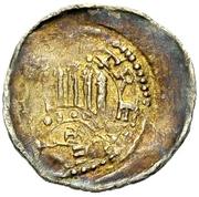 1 Pfennig - Arnold I. – reverse