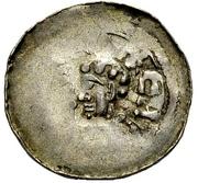 1 Pfennig - Albero von Montreuil – obverse
