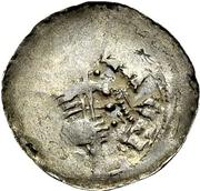 1 Pfennig - Albero von Montreuil – reverse