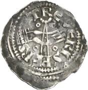 1 Denar - Egilbert von Ortenburg – reverse