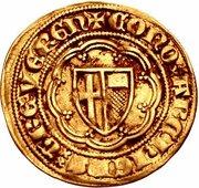 1 Goldgulden - Kuno II von Falkenstein – obverse