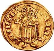 1 Goldgulden - Kuno II von Falkenstein – reverse