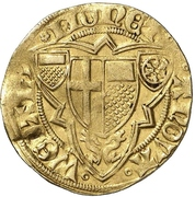 1 Goldgulden - Werner von Falkenstein (Offenbach) – reverse