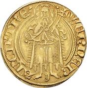 1 Goldgulden - Werner von Falkenstein (offenbach) – obverse