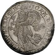 1 Thaler - Johann VII. von Schönenberg – obverse