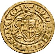 1 Goldgulden - Kuno II. von Falkenstein (Trier) – obverse