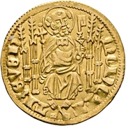 1 Goldgulden - Kuno II. von Falkenstein (Trier) – reverse