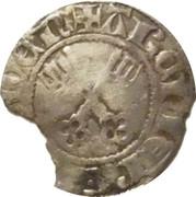 ½ Schilling - Kuno II. von Falkenstein – reverse
