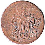 4 Pfennig - Johann Philipp von Walderdorff – obverse
